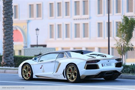 lamborghini just made a one car for qatar and it s