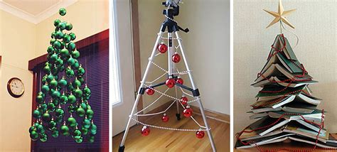 20 of the most creative diy and recycled christmas tree ideas