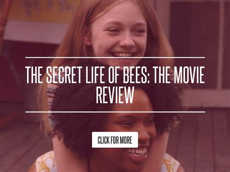 The Secret Of Bees The Review by The Secret Of Bees The Review
