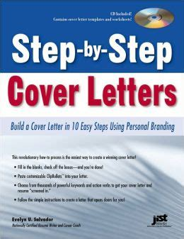 step by step cover letter server error