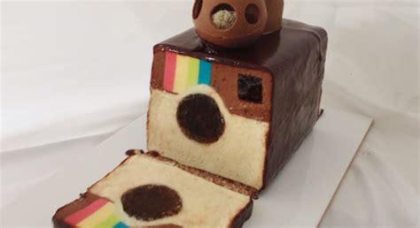 Heute Backen Wir Einen Instagram Kuchen Klonblog