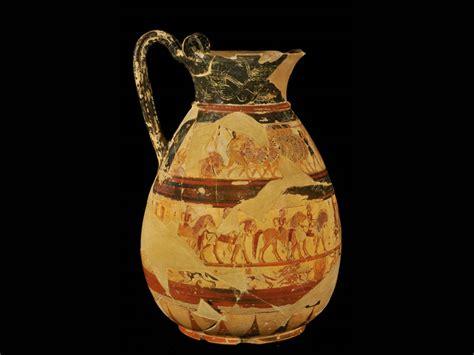 vasi romani antichi parco di veio galleria fotografica vaso etrusco dal
