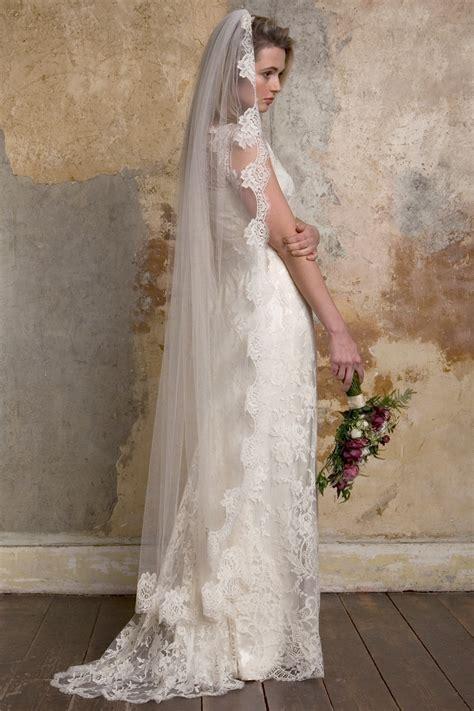 1940s Vintage Wedding Dresses by Sally Lacock S Emmeline 1940s Inspired Wedding Dress