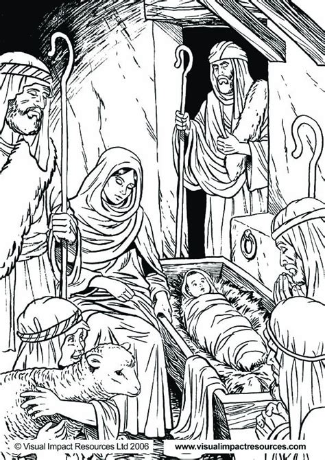 Nativity Coloring Pages For Adults Nativity Graham Kennedy Coloring Page by Nativity Coloring Pages For Adults