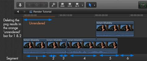 final cut pro how to render how final cut pro x caches render files and how to