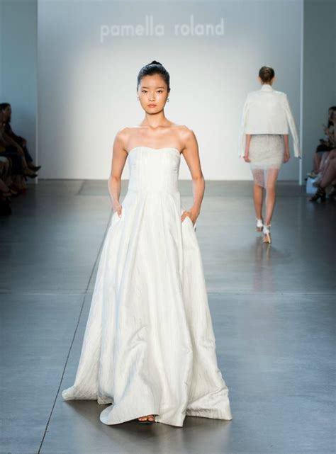 Catwalk To Carpet Menounos In Pamella Roland by Nyfw Pamella Roland Visits Italy For 2017
