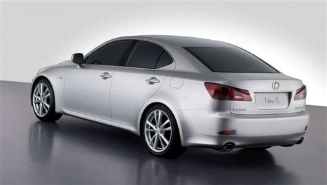 lexus sedans 2005 lexus is sedan 2005 2009 reviews technical data prices