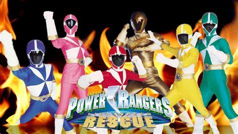 Power Ranger Lightspeed Rescue il mondo di supergoku power rangers lightspeed rescue