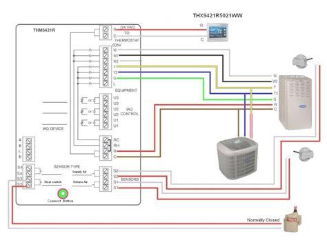 honeywell jade economizer wiring diagram 40 wiring
