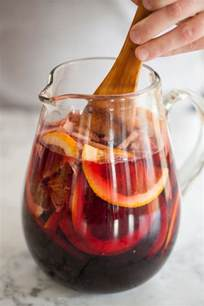 how to make red wine sangria cooking lessons from the