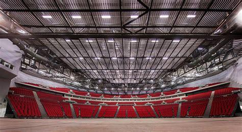 leeds arena floor plan populous leeds arena shows its chameleon skin