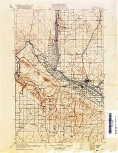 benton texas map benton city kiona bridge