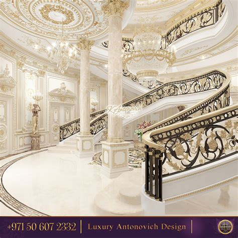 luxury palace from luxury antonovich design high quality