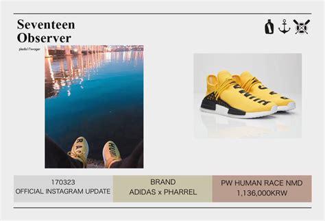 Harga Sepatu Yang Dipakai Bts naik daun ini harga 10 fashion item boyband k pop seventeen