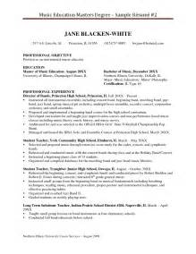 Sle Resume For Master Degree Application additional coursework on resume i put