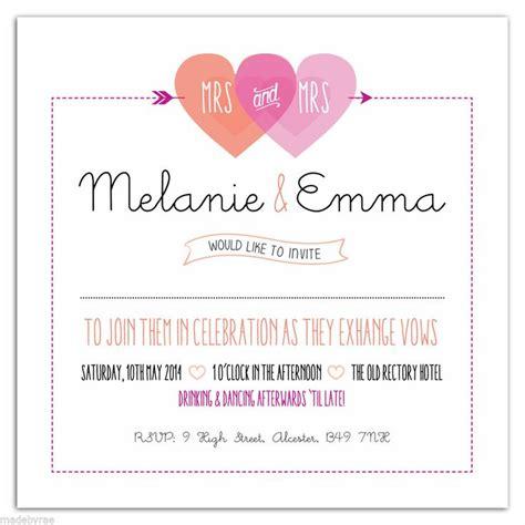 exle of civil wedding invitation card 24 best faire part avec photos images on save