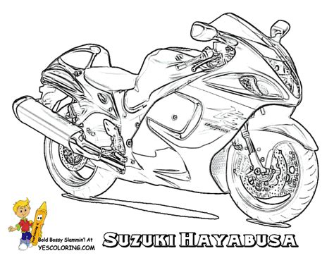 suzuki motorcycle coloring pages majestic motorcycle coloring pages racing motorcycle