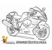 Majestic Motorcycle Coloring Pages  Racing