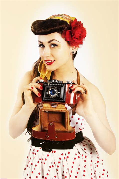 pin up 13 classic pinup props