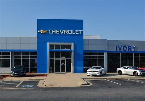 ivory chevrolet chevrolet service center dealership