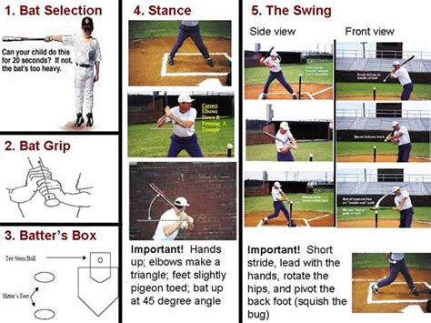 baseball swing tips best baseball tips for t ball and anyone else needing