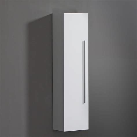 Tall Bathroom Cabinets White Gloss Memsaheb Net Wall Hung Bathroom Storage