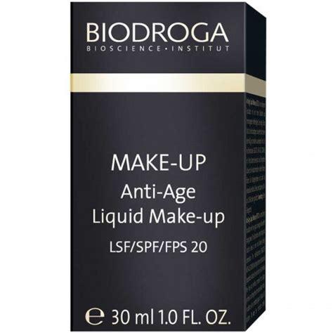 Exc Liquid Foundation 03 20 Ml biodroga anti age liquid make up lsf 20 03 golden 30