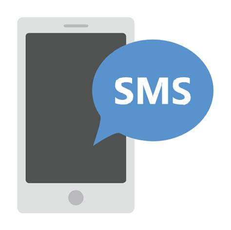 sms on mobile mobile vector stencils library picture graphs vector
