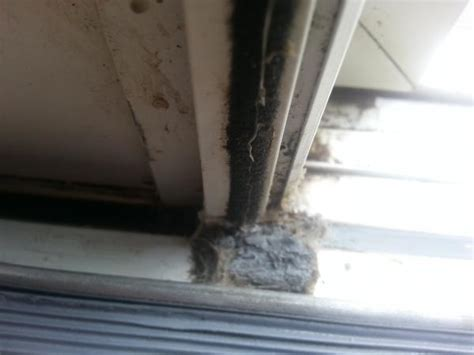 Patio Doors Leaking Bottom Sliding Glass Patio Door Leaks I Where Not Sure