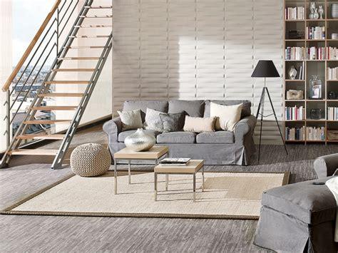3d wandpaneele wohnzimmer kreative wandgestaltung im wohnzimmer 3d wandpaneele