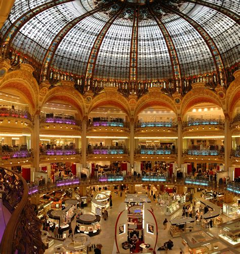 Sale Time At Galeries Lafayette by File Lafayette Inside Jpg