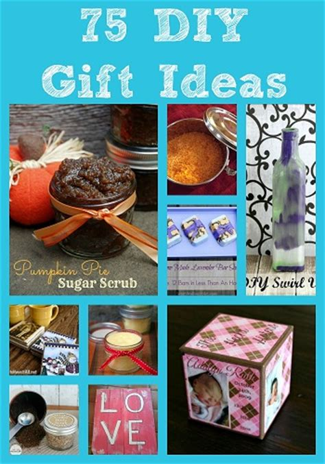recipes projects   diy gift ideas