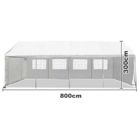 gazebo 4x8 white wedding gazebo 4x8 meters buy portable gazebos
