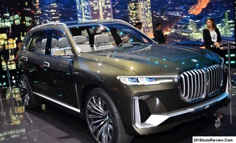 new bmw 2018 x7 2018 bmw x7 release date and price