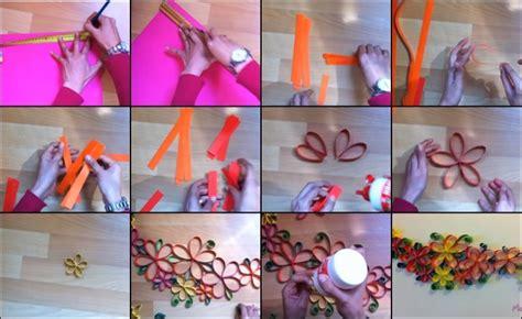 cara membuat bunga dari kertas untuk hiasan tips membuat hiasan dinding dari kertas desain rumah