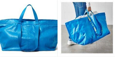 Tas Sepeda Ikea reaksi ikea tahu tas mahal disebut mirip kantong