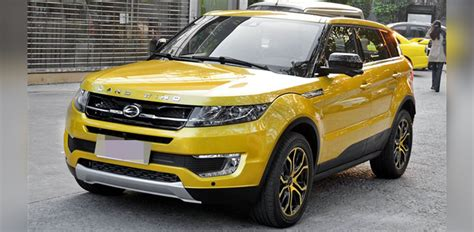land wind x7 land wind x7 given go ahead for sale evoque copying