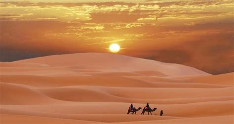 wisata gurun sahara melalui maroko  bebas visa