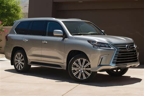 lexus suv 2016 used 2016 lexus lx 570 for sale pricing features edmunds