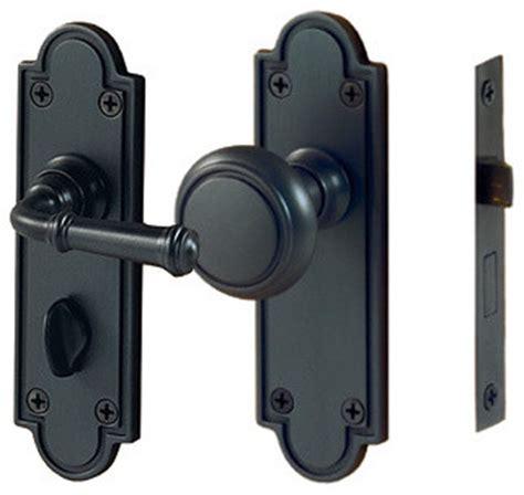Screen Door Door Knobs by Solid Brass Screen Door Hardware Traditional Screen