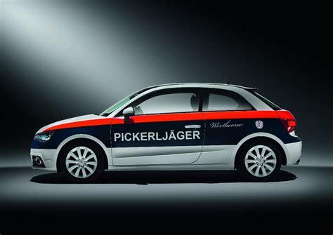 Audi A1 zdj?cie Audi A1 na Wörtherseetour 2010 foto