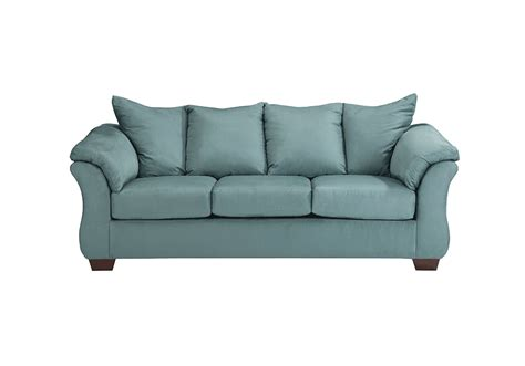 Overstock Sofa Sleeper Darcy Sky Sleeper Sofa Overstock Warehouse