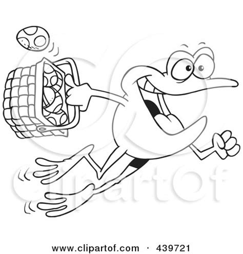 easter frog coloring page royalty free rf clipart of easter frogs illustrations