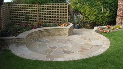 Patio Designs Garden Landscape Garden Design In Bexhill Medium Size Garden