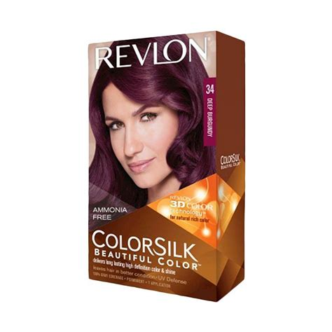 Revlon Cat Rambut jual revlon colorsilk beautiful 34 cat rambut