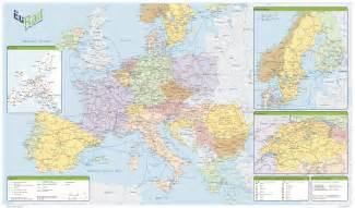European Train Map by Eurail Map Europe Railway Map European Railroad Map