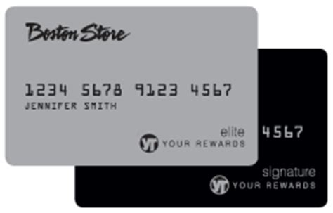 Boston Store Gift Card - boston credit card issued by comenity bank boston store credit card
