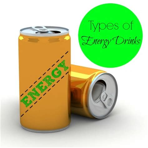 energy drink types types of energy drinks black dress