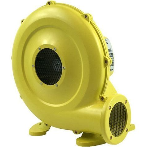 bounce house blower bounce house blower w 2l zoom air blower for inflatables 450 watts play