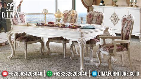 Meja Makan Ukiran Jepara meja makan mewah terbaru ukiran klasik jepara duco df 0530